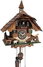 CLOCKVILLA HETTICH-UHREN Black Forest Cuckoo Clock