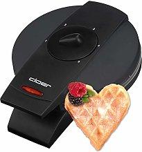 Cloer 1620 Waffle Maker Black