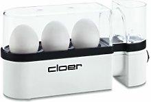 Cloer 6021 - Egg Boiler - White