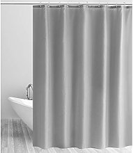 CLOFY Shower Curtain with 12 Shower Curtain Rings,