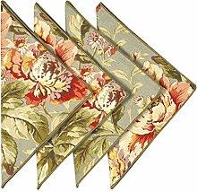 Cloth Napkins 18 Inches Linen Napkins Table Linens