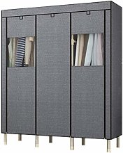 Cloth Wardrobe Closets, cabinets Fabric Foldable
