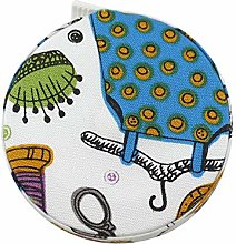 Cloth-Wrapped Tape Measure Retractable Small