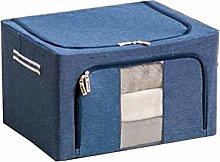 Clothes Storage Box Foldable Storage Box Fabric