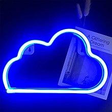 Cloud Neon Sign Light Cloud Neon Night Light Cloud