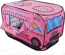 cloudbox Pop Up Play Tent Ice Cream Truck Pop Up