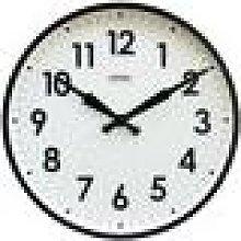Cloudnola - Factory Numbers Clock - Black