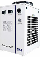 Cloudray S&A CWFL-1500 220V 60Hz Water Chiller