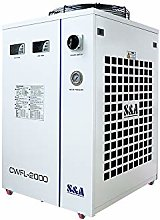 Cloudray S&A CWFL-2000 380V 50Hz Water Chiller