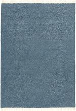 CLOVER - Area Rug - Blue - 160x230 cm - Blue