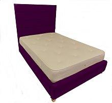 Clover Upholstered Bed Frame Brayden Studio Size: