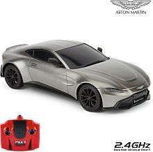 CMJ RC Cars Radio Controlled Aston Martin 1:24 Car