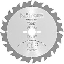 CMT 286.016.10M Building Contractor Blade