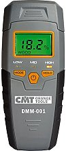 CMT DMM-001 Digital Moisture Meter, Gray/Orange