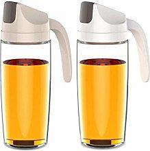 CMXX 600Ml/20Oz Drip Free Olive Oil Dispenser,