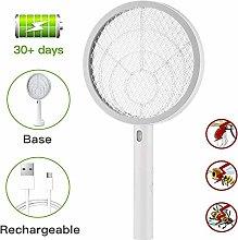 CMXX Electric Large Bug Zapper Racket Mosquito