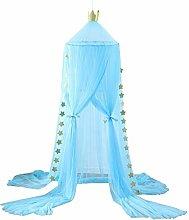 CMXX Kid's Bed Canopies Princess Girls Yarn