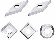 CNC Metal Lathe Turning Tool Set Carbide 10pcs