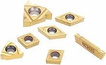 CNC Metal Lathe Turning Tool Set Carbide 7pcs