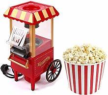CNCBT Air Popper Popcorn Maker, Electric Hot Air