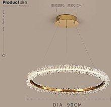 Cncn Modern Crystal Chandelier Lighting for Living