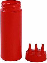 Cngstar 3 Hole Bottle Squeeze Plastic Bottle Oil