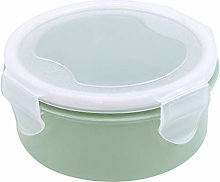 Cngstar Food Storage Organizer Bin With Lid