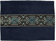 Cngstar Placemat Bohemian Fabric Western Food Pad