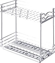 Coairrwy Pull Out Spice Rack Organizer for
