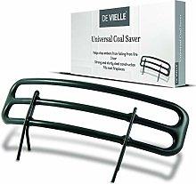 Coal Saver Guard 17 inch Black   De Vielle