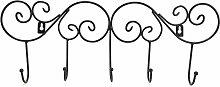 Coat Hook, Simple Classic Elegant Door Hook with