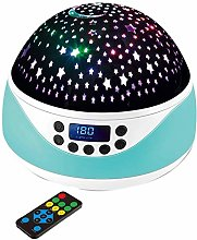 Cobeky Remote Baby Night Light with Timer Music,