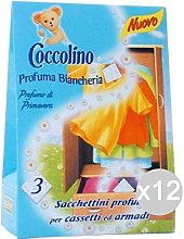 Coccolino Set of 12 Scented Bags x 3 Assorted