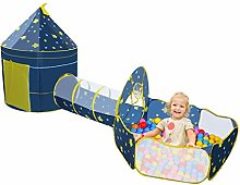 Cocoarm 3-in-1 children's play tent, 3-part