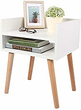 Cocoarm Bedside Table Nightstand Nordic Style Side