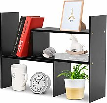 Cocoarm Desktop Storage Shelf, Desktop Storage