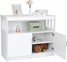 Cocoarm Multifunction kitchen cabinet, floor