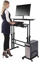 Cocoarm Stand Up Computer Desk, Height Adjustable