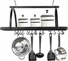 Cocoarm Wall Mounted Kitchen Rack Wall Mounted