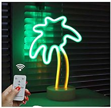 Coconut Palm Trees Neon Neon Party Supplies LED