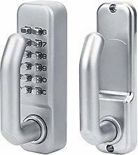 Coded Lock, Sturdy Fixing Bolt Designed Door Lock
