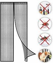 Coedou Door Magnetic Fly Screen - Heavy Duty Mesh