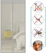 Coedou Magnetic Fly Screen Door, Screen Easy to