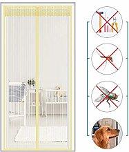 Coedou Magnetic Screen Door, Screen Easy to