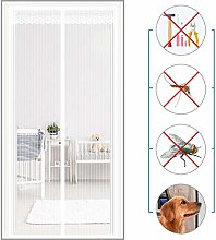Coedou Magnetic Screen Door with Powerful Magnets