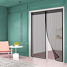 Coedou Screen Magnetised Mesh Door Curtain with