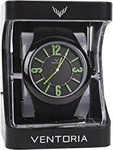 Cofan Energy Clock, Black, 7.20X 6.50X 9.50cm