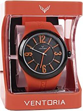 Cofan Energy Clock, Orange, 7.20 X 6.50 X