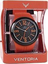 Cofan Energy Clock, Orange, 7.20X 6.50X