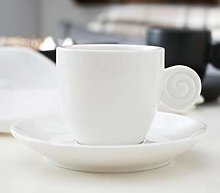 Coffee Cup Champagne Glass Gift 90Ml Egg Shape